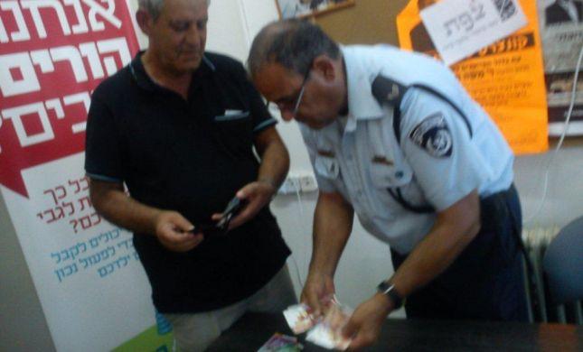 אביו של ראש העיר החזיר לתייר ארנק ובו אלפי שקלים