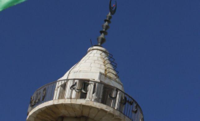 צפו: התגובה היהודית למואזין בארמון הנציב