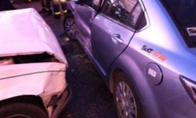 אורלב היה מעורב בתאונת דרכים: בנס יצא בלי פגע
