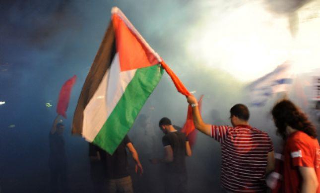 """מחר: אלדד ובן ארי ישרפו דגלי אש""""ף מול מטה האו""""ם"""