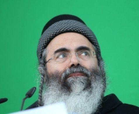הרב אמנון יצחק לא יצביע למפלגה אותה הוא מריץ לכנסת