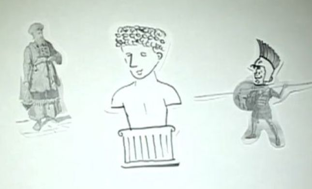 סרטון חמוד: חנוכה בדקה וחצי