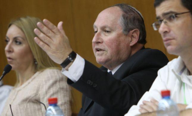 רובינשטיין מצנזר את תשדיר הבחירות של עוצמה לישראל