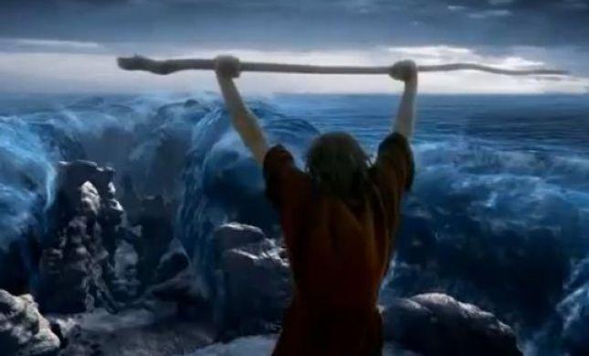 פרשת בשלח: הים לא נבקע בגלל תפילות אלא בגלל מעשים