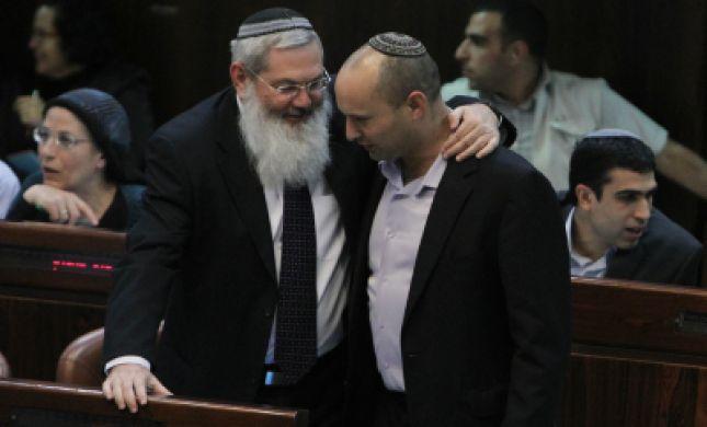 בבית היהודי דחו את הצעתו הנדיבה של נתניהו