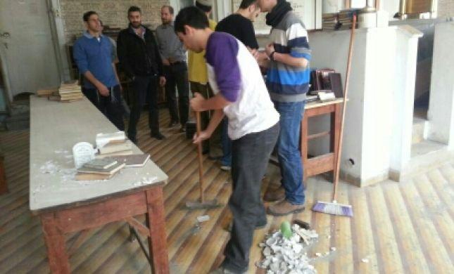מחזירים עטרה ליושנה: ההנהגה הצעירה משקמת בתי כנסת