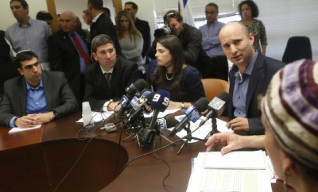 בבית היהודי אופטימיים: בשבוע הבא יאושר חוק המחבלים