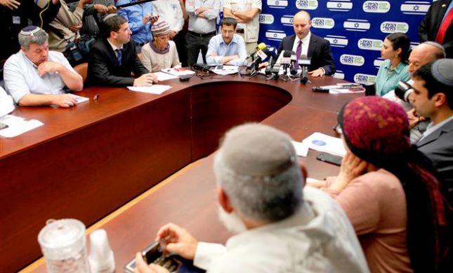 """ההסכם הקואליציוני: מאה מיליון ש""""ח לישיבות ואולפנות"""