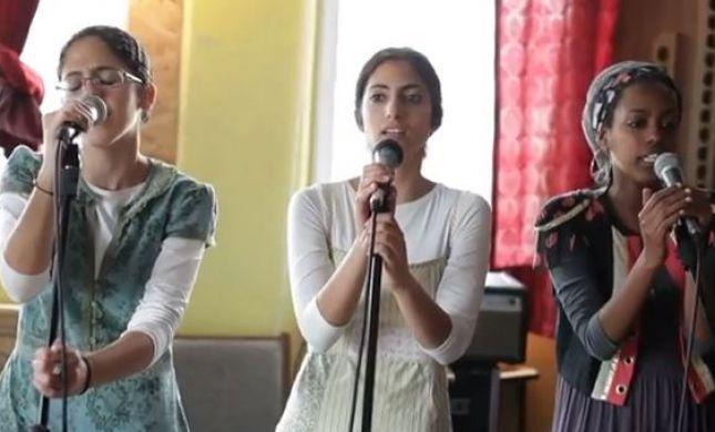 """מיקה קרני: """"המפגש עם הבנות הדתיות השפיע עליי רבות"""""""