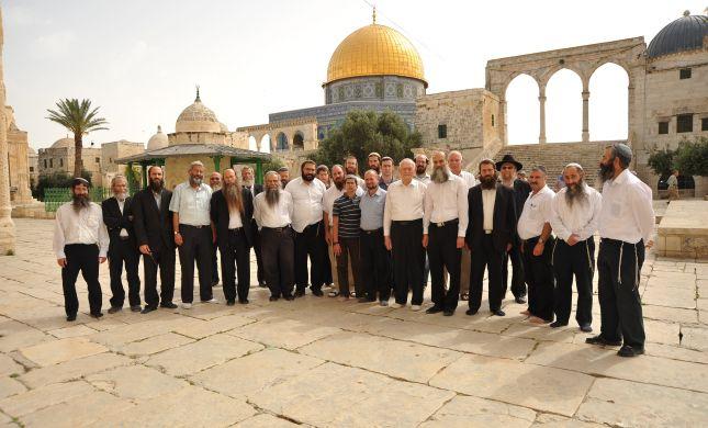 הרב שילת: כדאי לסמוך על הרבנים העולים להר הבית