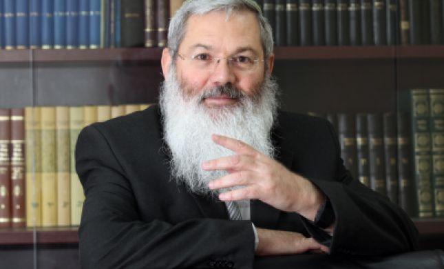 הרב אלי בן דהן: גדלים הסיכויים לרב ראשי ציוני