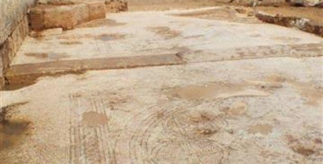 בעקבות הגשם: בשילה נחשפה כנסיה מהקדומות בארץ