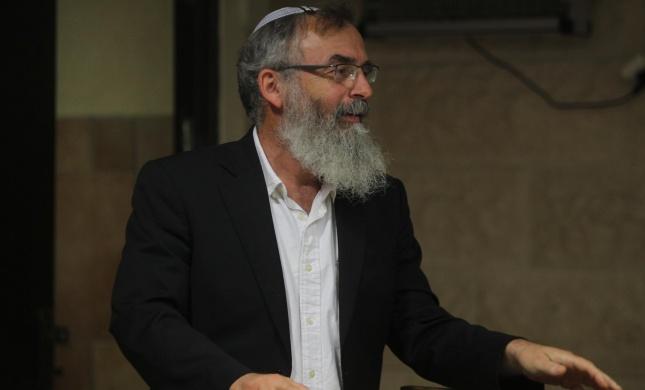 הרב סתיו: 'נאמני תורה ועבודה' יהרסו את הנישואין בישראל