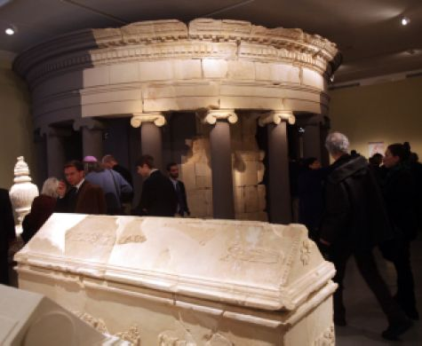 תערוכת הורדוס: הדברים שהארכיאולוגים לא מספרים