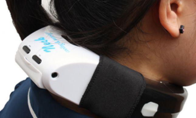 חם לכם? ביפן המציאו מזגן אישי שמתלבש על הצוואר
