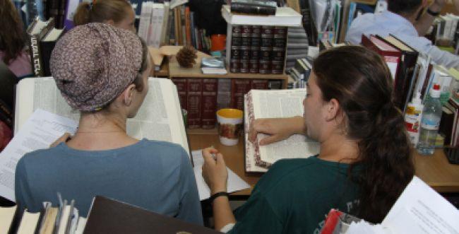 תורתן אומנותן: נחנך בית המדרש הגדול בעולם לנשים