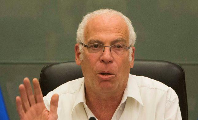 אורי אריאל הופתע: נתנגד לכל שינוי במסלול ההסדר