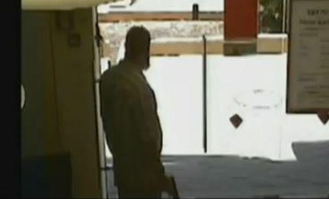 תיעוד: האימה, הירי והרצח בבנק הפועלים בבאר שבע
