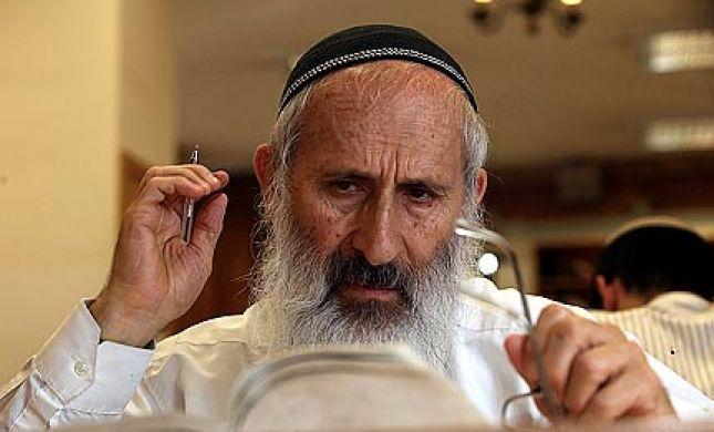 הרב אבינר: אולמרט לא רשע, הוא לא נענש בגלל הגירוש