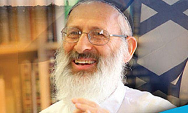 הרב אבינר: מי שעושה קמפיין נגד הרבנות הראשית לישראל הוא אפיקורוס