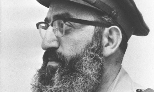 ויראלי האזינו: כך ניצח הרב גורן את מלחמת ששת הימים