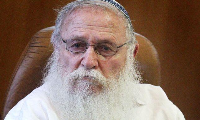 הרב דרוקמן לסרוגים: היום ברור לכל למה היה צריך את מועמדות הרב אריאל