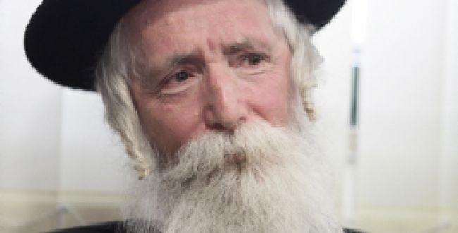 הרב יצחק גרוסמן החליט לא להתמודד לרבנות הראשית