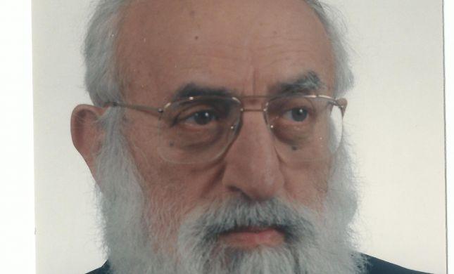 """הרב אבינר: לכבודו של הג""""ר שלמה גורן"""