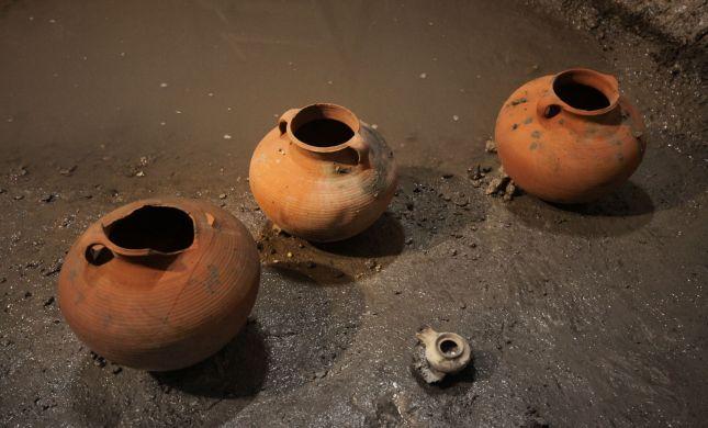 נחשפה עדות בת 2000 שנה לימי המצור בירושלים