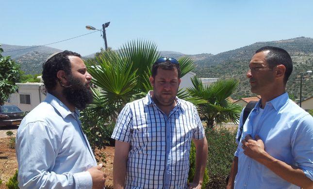 בעקבות הסיור בשומרון: גיא זוהר התייאש ממדינה פלסטינית
