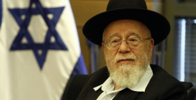 הרב דב ליאור העביר את תמיכתו לרב יעקב שפירא