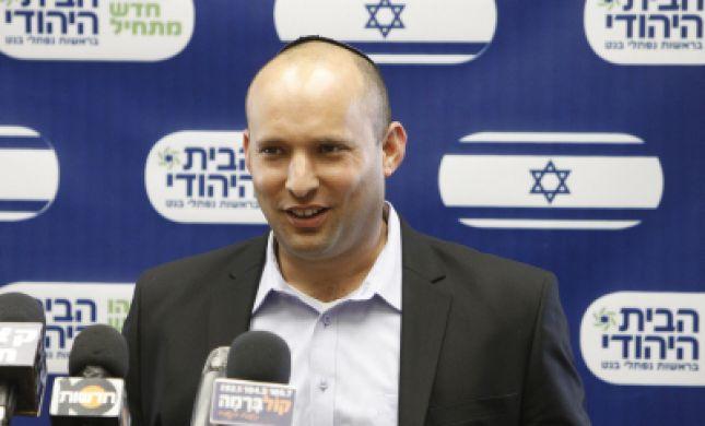 """אפקט תוצאות הבחירות: סקר ערוץ הכנסת הבית היהודי - 19 מנדטים; ש""""ס מתרסקת"""