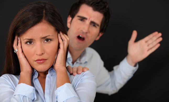 זוגיות: רבה עם בעלך? אל תאיימי בגירושין