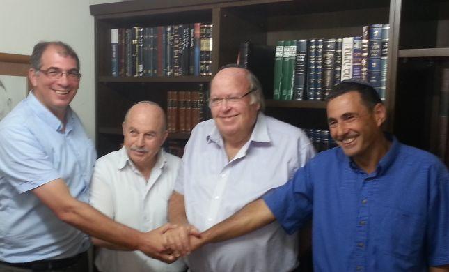 """הסכם שלום בפ""""ת: מוטי זפט חוזר לבית היהודי כמספר 2 של איציק דיעי"""