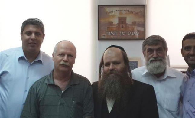 רחובות: הבית היהודי ואגודת ישראל ירוצו ביחד