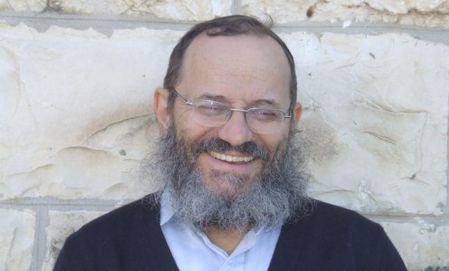 הרב נחום נריה מצטרף לתמיכה במפלגת 'יחד'