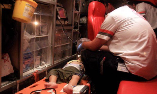 מקרה שני תוך יום: בן שלוש נפצע באורח קשה