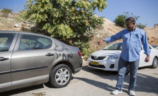 שני קטינים יהודים נתפסו משחיתים רכבים של ערבים