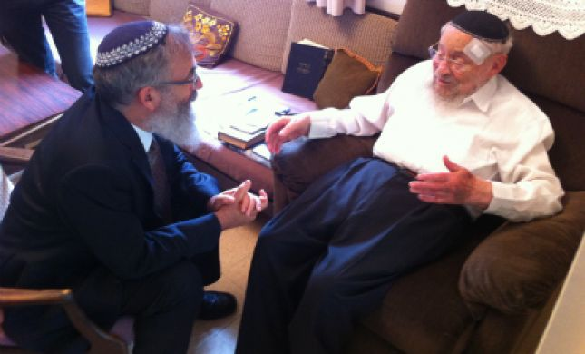 הרב סתיו: אחת מדמויות המופת של הציונות הדתית; סמל חי לתנועת המוסר בה האמין
