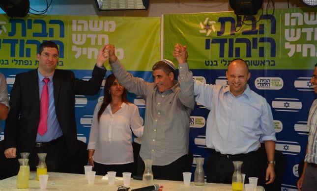 בבית היהודי מרוצים: יותר מ-100 נציגים בכל הארץ