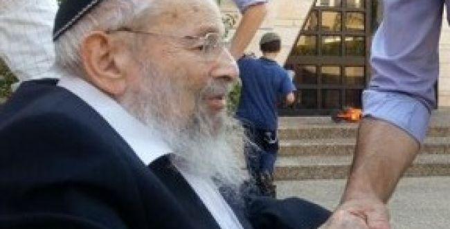 """ברוך דיין האמת: נפטר זקן רבני הציונות הדתית הרב אברהם צוקרמן זצ""""ל"""