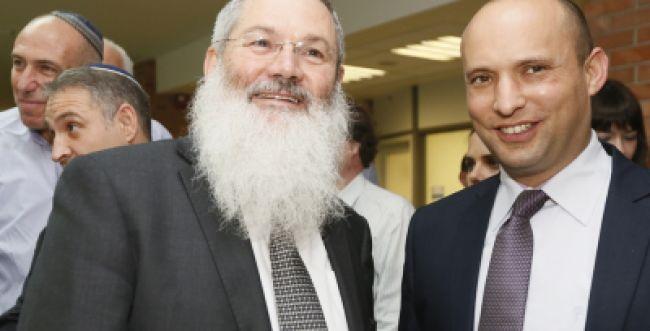 """""""הבית היהודי מותקף על לא עוול בכפו"""" / ריאיון"""