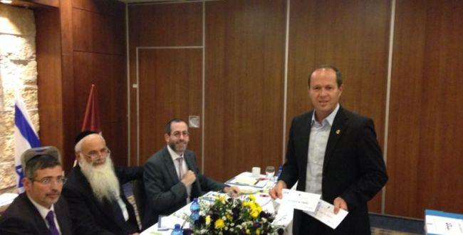 גלריה: תמונות מהבחירות למועצת הרבנות הראשית