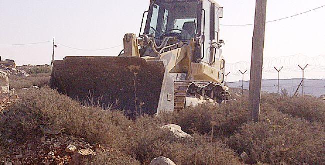סוף להקפאה: עבודות בנייה באפרת