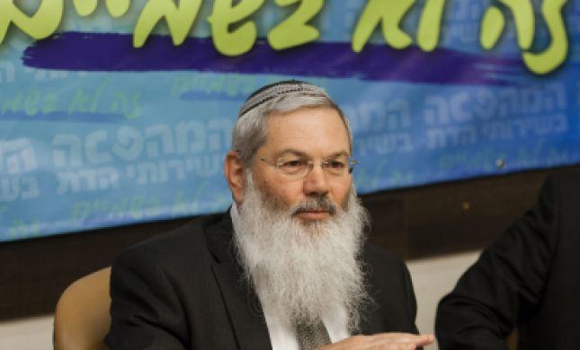 רבנים נגד התקנות החדשות של הרב בן דהן: פוגע בזכויותינו