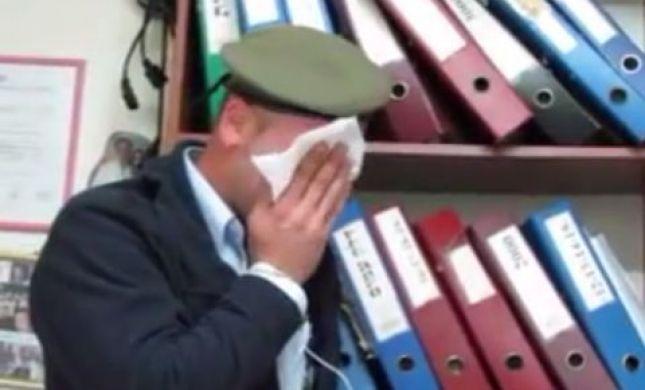"""פוטרו הנהגים הערבים שביזו את יום הזיכרון לחללי צה""""ל"""