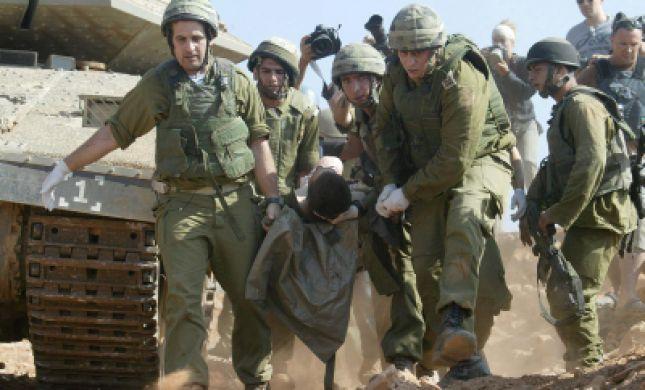 """החניכים יזמו: הכנסת מצדיעה לפצועי צה""""ל"""