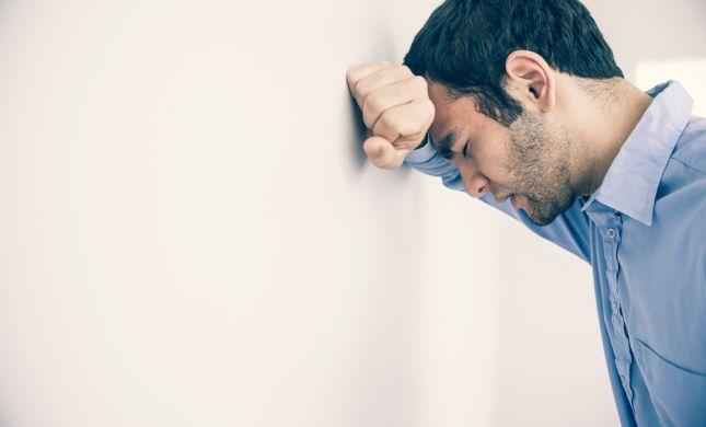 מחקר חדש: דיכאון קליני הופך אותנו לזקנים