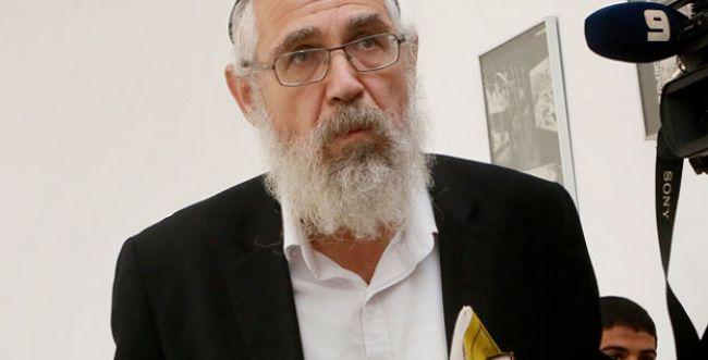 הרב אלון לא ילך לכלא: ששה חודשי עבודות שירות