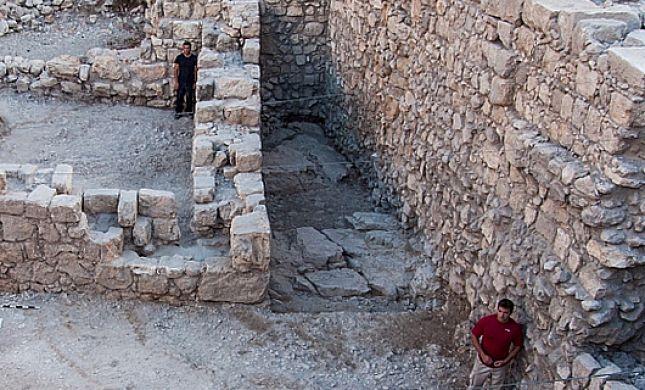 נחשפו שרידי מבנה מהתקופה החשמונאית